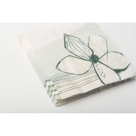 napkin, paper