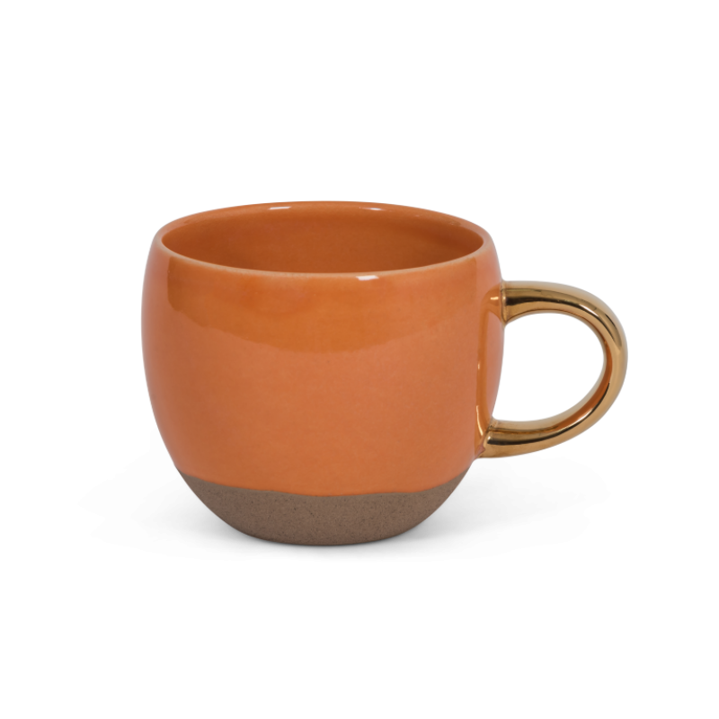 cup amber glow