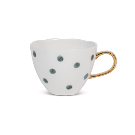 Good Morning Cup, small dots