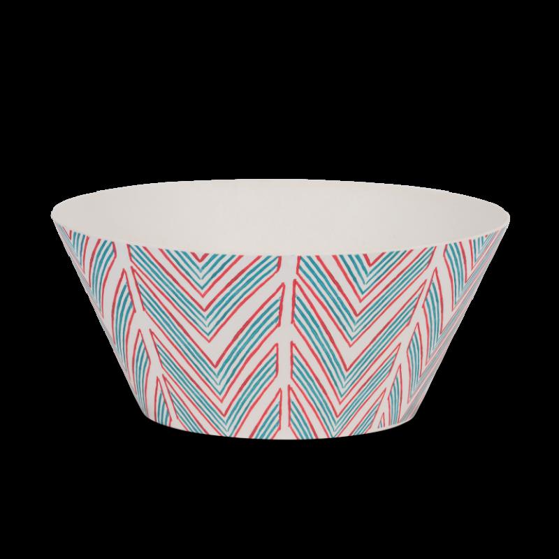 salad bowl Ziguezague