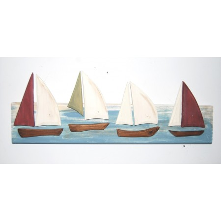 "Painting board ""sailing"""
