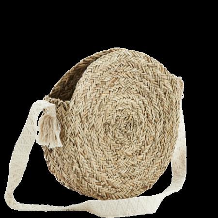Τσάντα στρογγυλή
