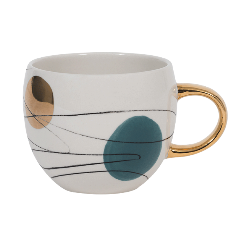 Mug Lines Connected