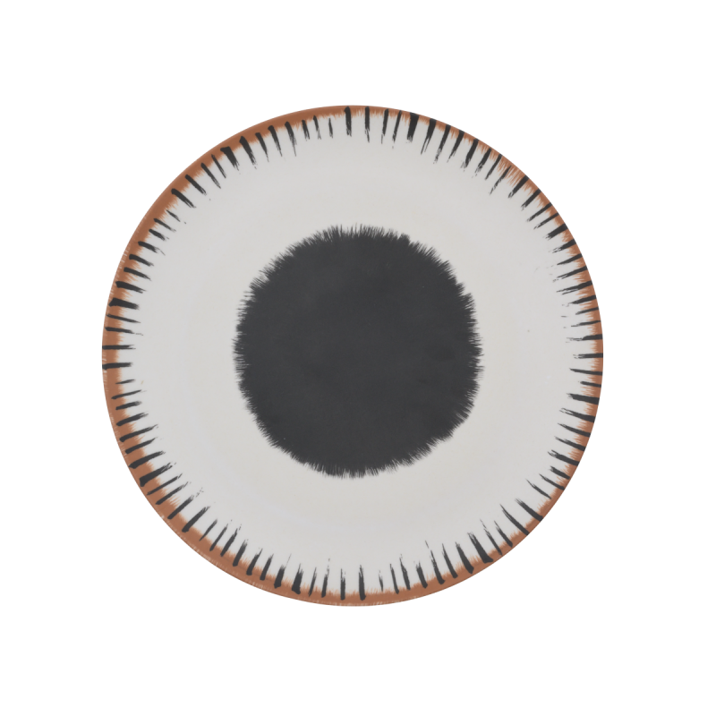 Plate Bamboo Vibration A