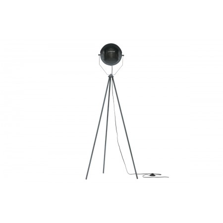 Lester floor lamp metal concrete grey