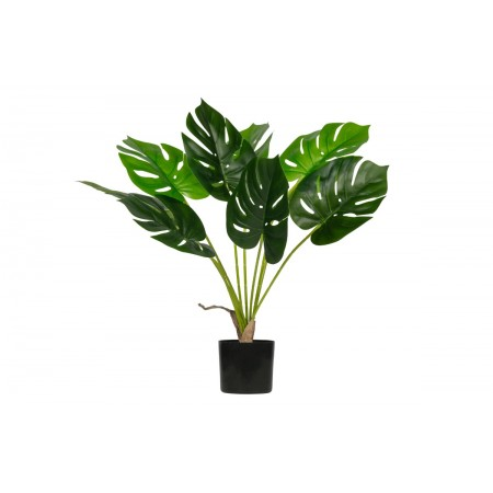 Monstera artificial plant green 70cm