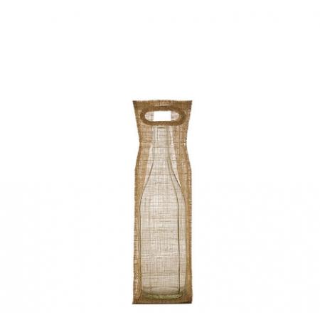 Net bottle holder whith handles
