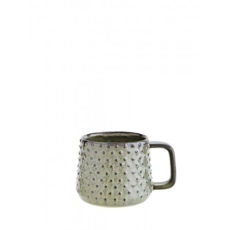 Mug with dots