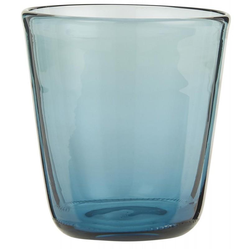 Ποτήρι νερού μπλε