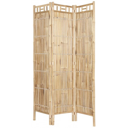 Screen 3 panels bamboo