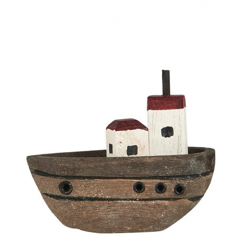 Wooden ship small
