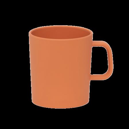 Κούπα Μπαμπού πορτοκαλί