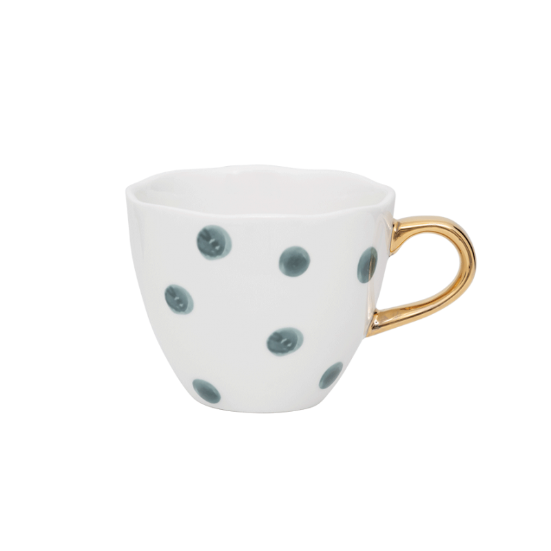 Goodmorning Cup mini small dots