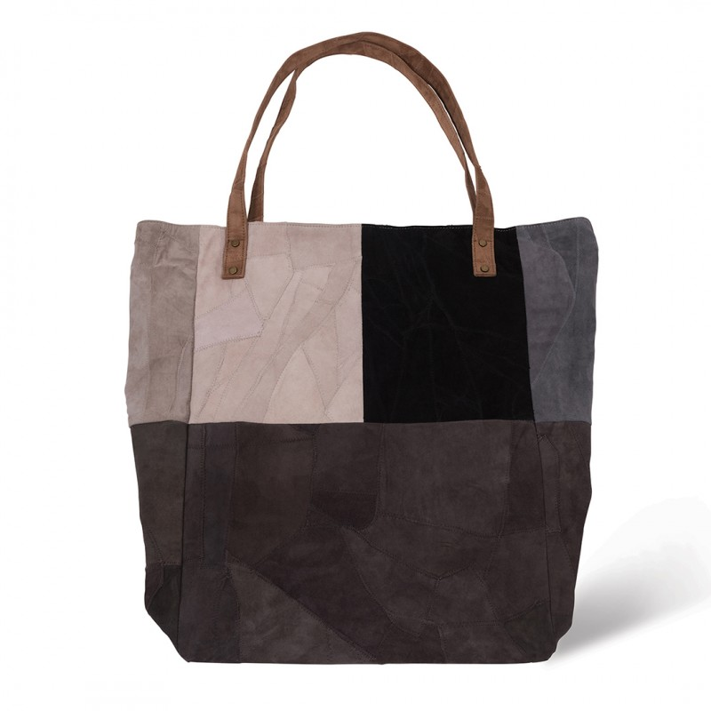 Bag recycled leather Queens