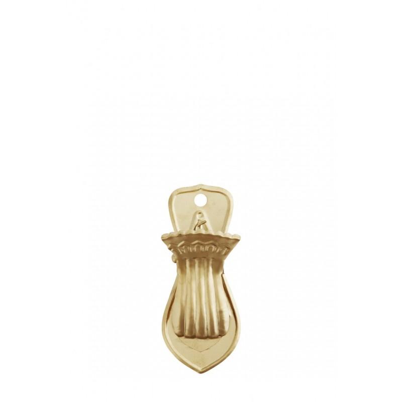 Clip, shiny gold