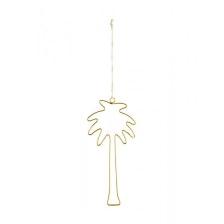 Hanging palm