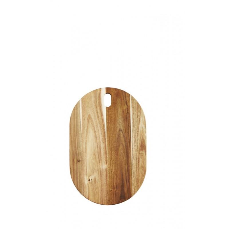 Βάση κοπής ξύλινη