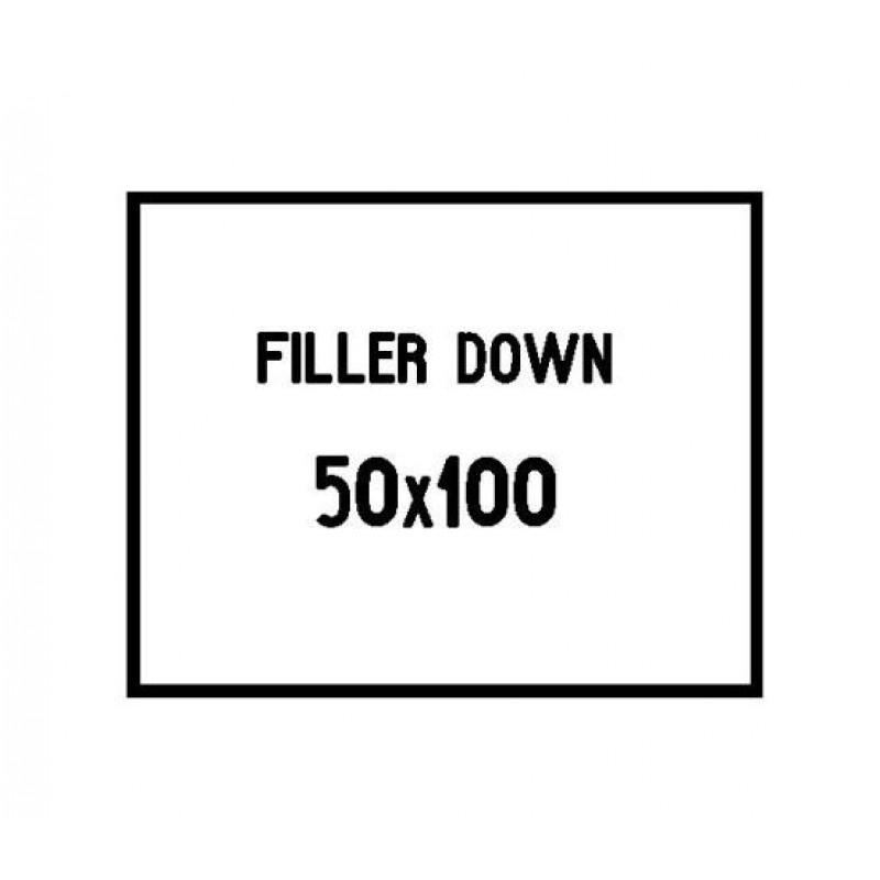 50x100 cushion filler