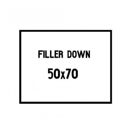50x70 down cushion filler