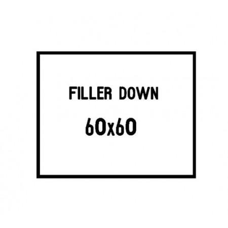 60x60 cushion filler