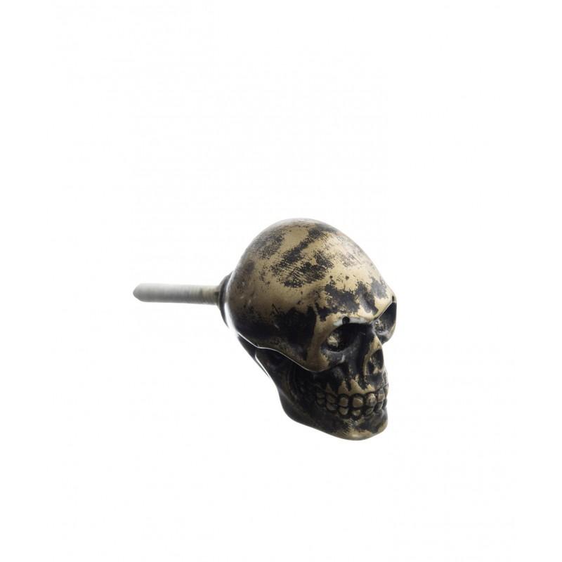 Knob, skull