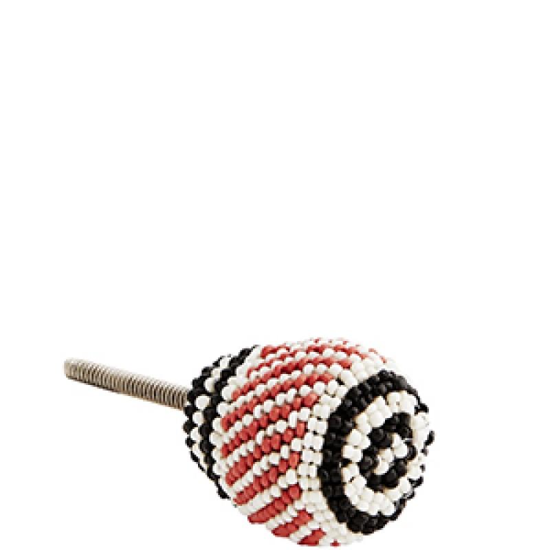 Knob w/beads