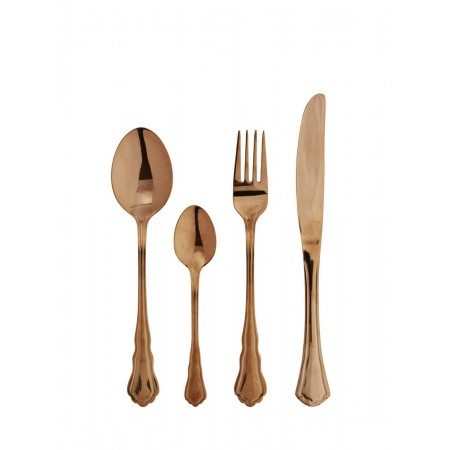 Stainless stell cutlery