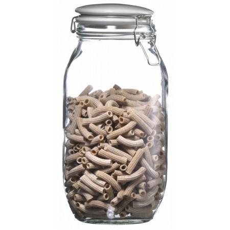 Jar w/ lid