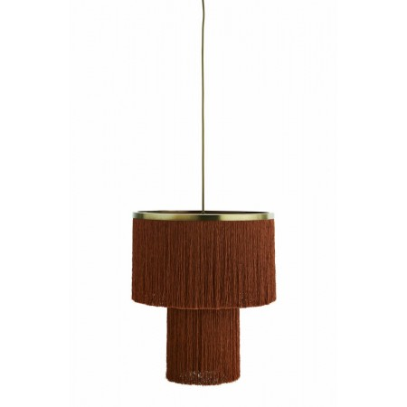 Tassel ceiling lamp