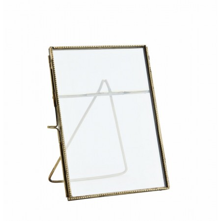 Standing photo frame