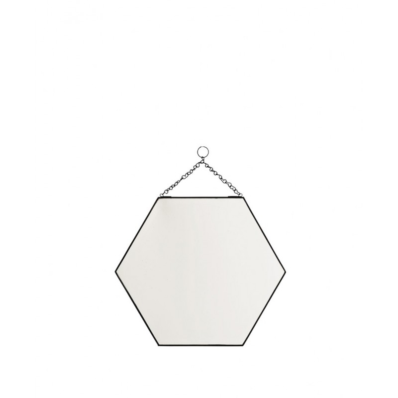 Hexagonal mirror