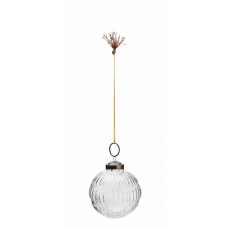 HANGING GLASS BALL