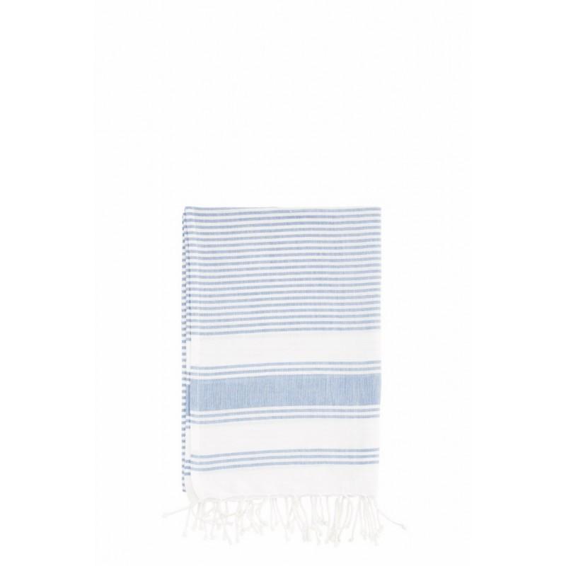 Πετσέτα με ρίγες