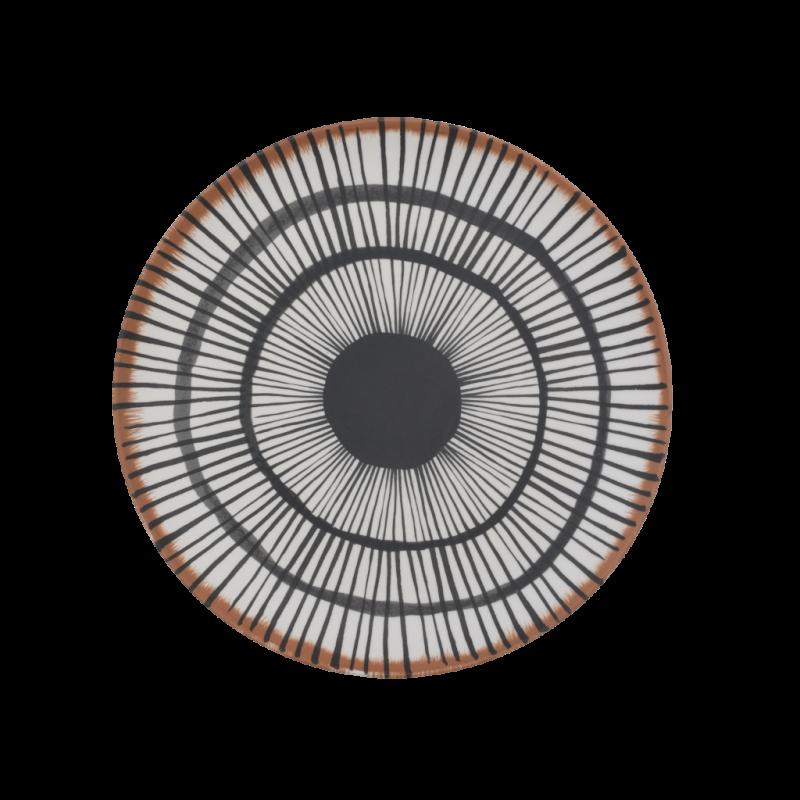 Πιάτο bamboo Vibration b