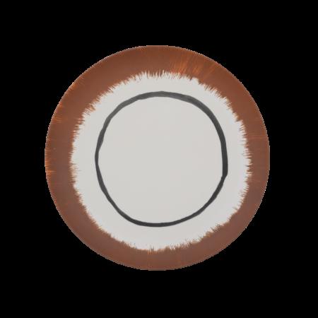 DINNER PLATE BAMBOO VIBRATION C