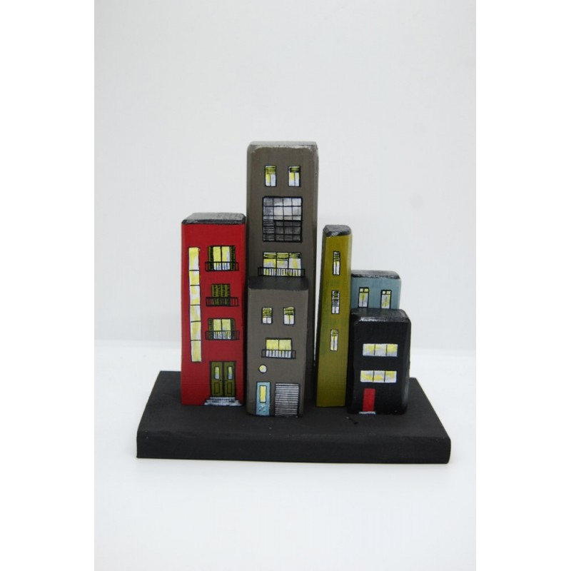 City-Handmade item