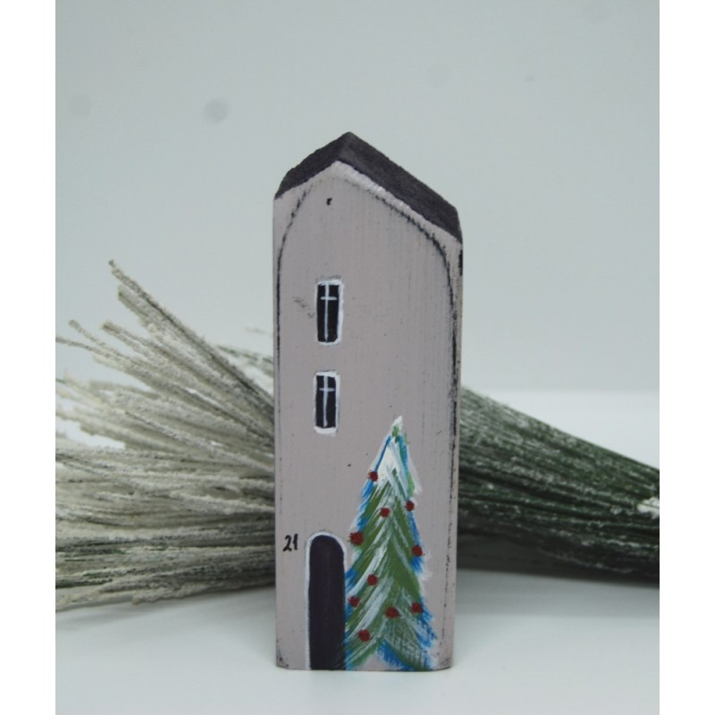 Handmade X-mas Small House