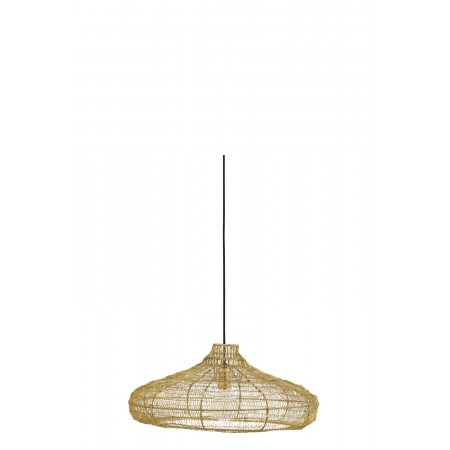 Wire ceiling lamp