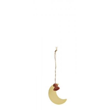 Hanging moon
