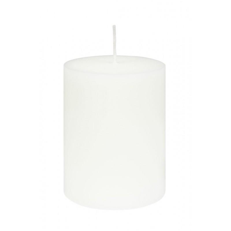 Pillar candle light